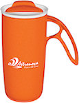 14oz Carl Travel Mugs